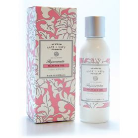 Rejuvenate Massage Oil 125mL